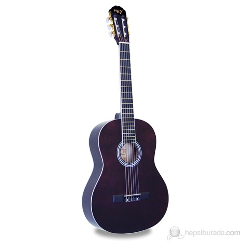 Manuel Raymond MRC375PU Klasik Gitar (Eflatun)