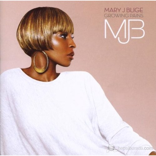 Mary J. Blige - Growing Pains (Deluxe Edt.)