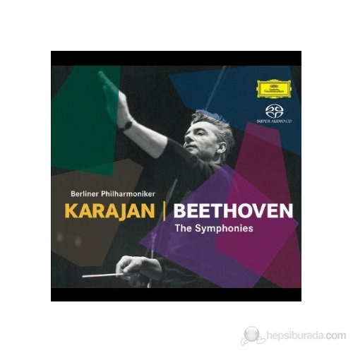 Herbert Von Karajan - Beethoven: The Symphonıes