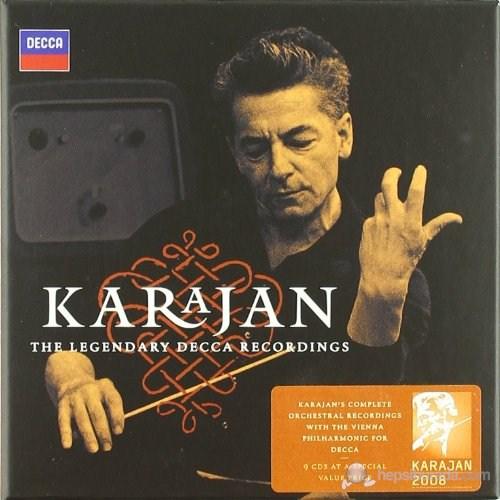 Herbert Von Karajan - The Legendary Decca Recordıngs