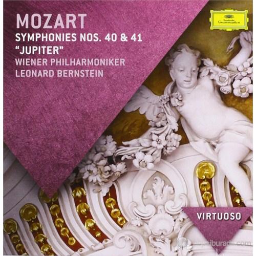 Leonard Bernsteın - Mozart: Symphonıes Nos:40 And 41
