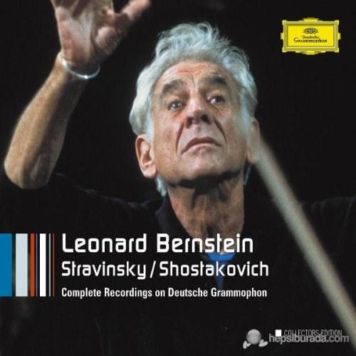 Leonard Bernsteın - Stravınsky / Shostakovıch
