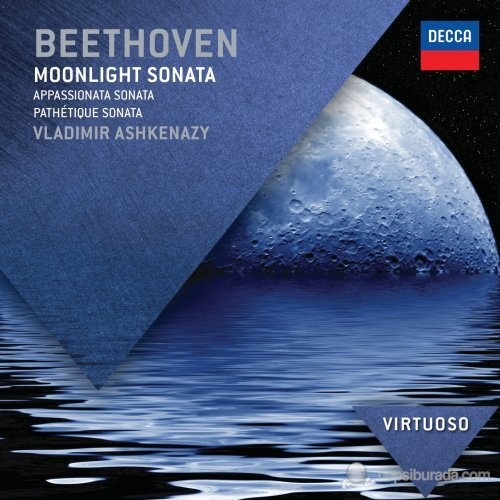 Vladimir Ashkenazy - Beethoven: Pıano Sonatas Moonlıght