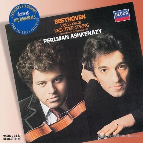Itzhak Perlman - Beethoven: Vıolın Sonatas Kreutzer Sprıng