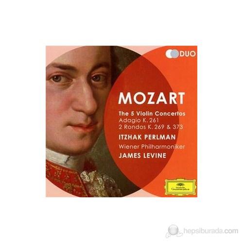 Itzhak Perlman - Mozart: The 5 Vıolın Concertos