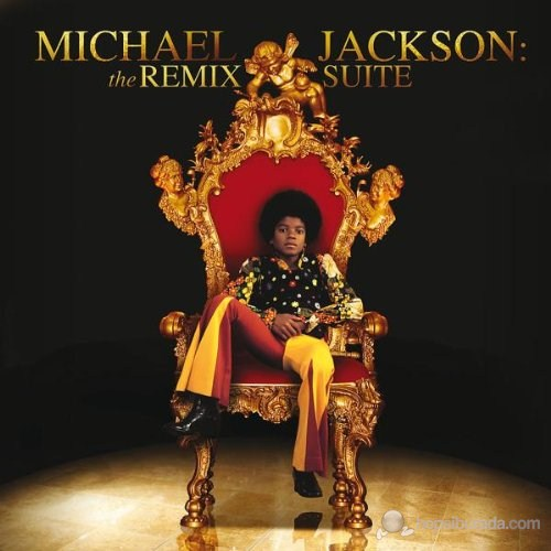 Michael Jackson - The Remix Suite (Slidepack)