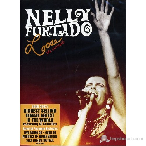 Nelly Furtado - Loose - The Concert (Limited Deluxe Edition)
