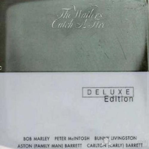 Bob Marley And The Wailers - Catch A Fire (Deluxe Edition)