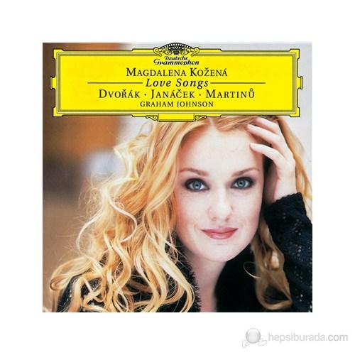 Magdalena Kozena - Love Songs - Dvorák · Janácek · Martınu