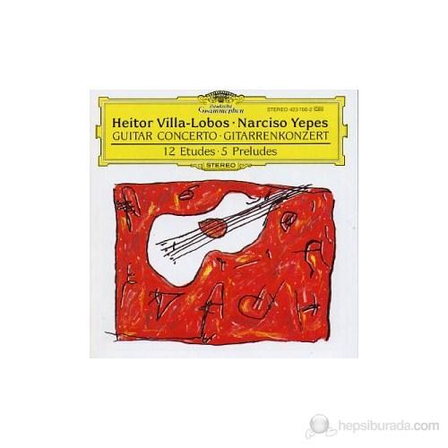 Narcıso Yepes - Vılla-Lobos: Guıtar Concerto