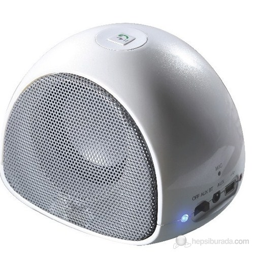 Jwin JS-B2 Bluetooth Handsfree Mikr. Speaker (Beyaz)