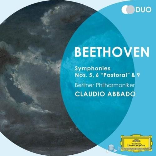 Claudio Abbado - Beethoven: Symphonies Nos:5,6 And 9