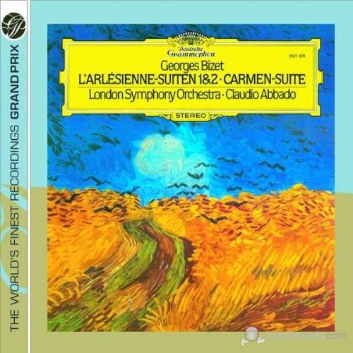 Claudio Abbado - Bizet: L'arlésienne Suites: Carmen Suites