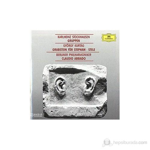 Claudio Abbado - Stockhausen Kurtag