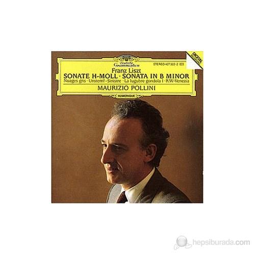 Maurizio Pollini - Liszt: Sonata B-Minor,Nuages Gris