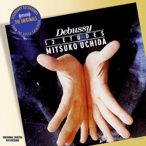 Mitsuko Uchida - Debussy: Etudes