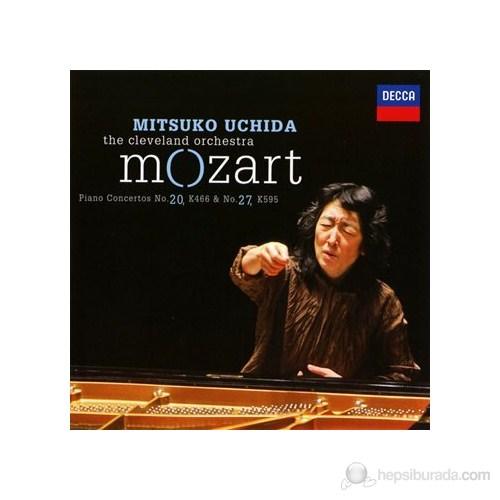 Mitsuko Uchida - Mozart: Piano Concertos Nos.20 And 27