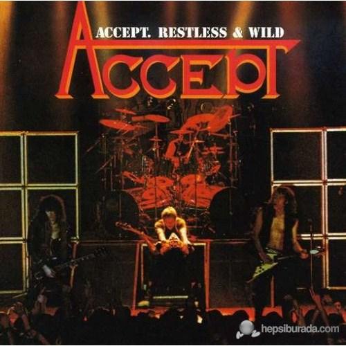 Accept - Restless And Wıld
