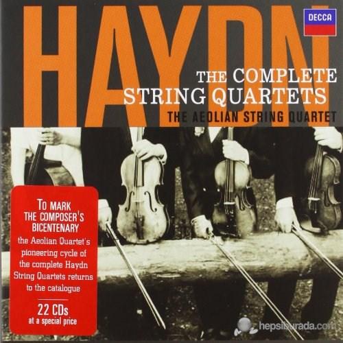 Aeolian String Quartet - Haydn: The Complete String Quartets