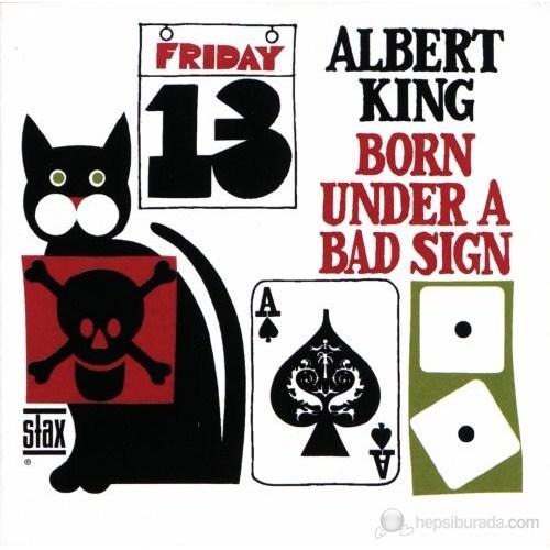 Albert Kıng - Born Under A Bad Sıgn