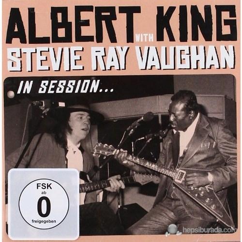 Albert Kıng And Stevıe Ray Vaughan - In Sessıon