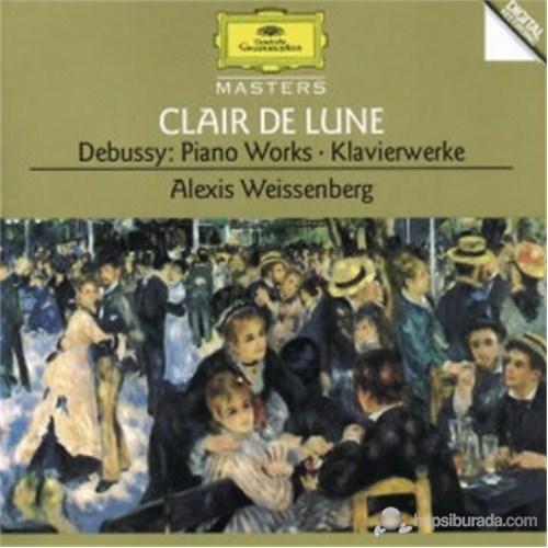Alexis Weissenberg - Debussy: Clair De Lune Piano Works