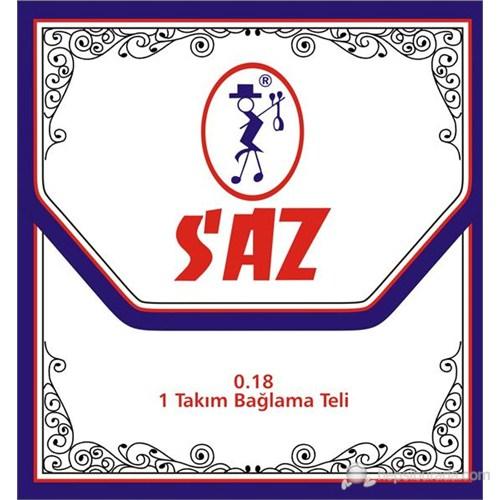 Saz 651A Saz Teli Standart - 0.18