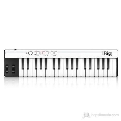 IK Multimedia iRig Keys Midi Klavye (iPad, iPhone, iPod touch ve Mac/PC Uyumlu)