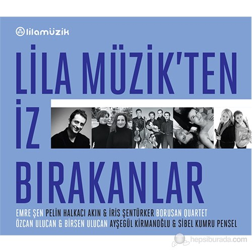 Various Artist - İz Bırakanlar 5 Cd Box Set