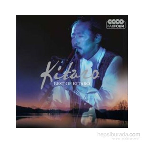 Kitaro - Best Of (4 Cd)