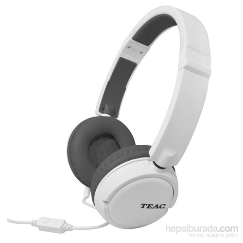 Teac Te-8600Wb Kafa Bantlı Mikrofonlu Kulaklık