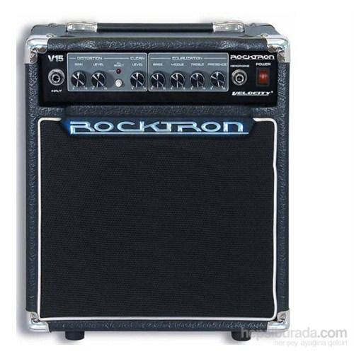 Rocktron Technology Velocity V15 - 15w Elektro Gitar Amfisi