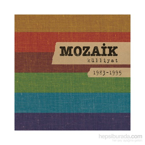 Mozaik - Külliyat /1983-1995 (6 CD)