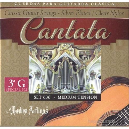 Medına Orta Tansiyon Cantata Klasik Gitar Teli