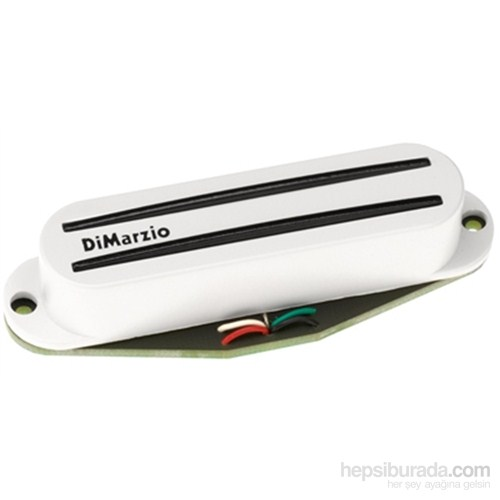 Dimarzio Dp181w Fast Track1 Single Humbucker Manyetik