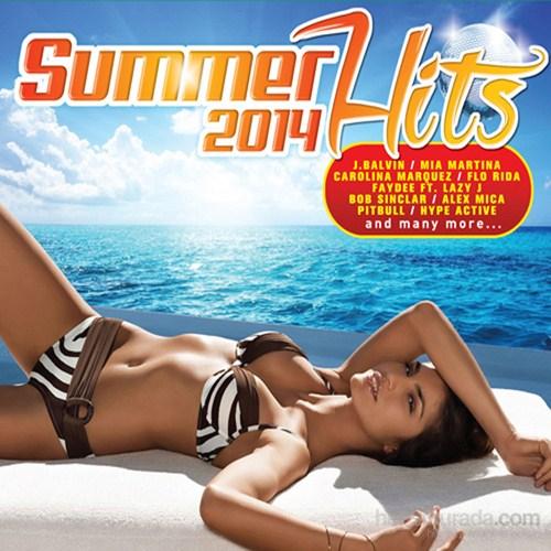 Various - Summuer Hits 2014 (CD)