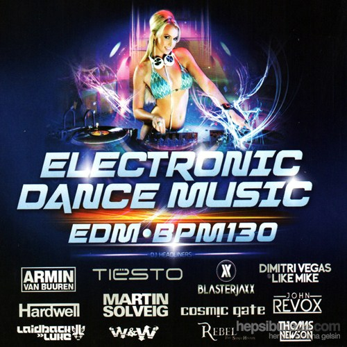 Various - Electronic Dance Music (CD)