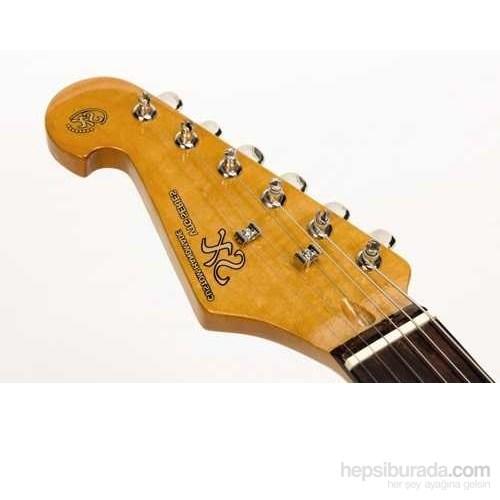SX SST62 BK Solak Elektro Gitar