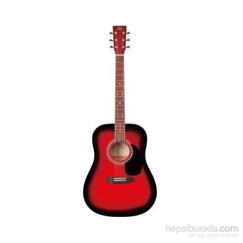 Sx Sd1 Rds Dreadnought Akustik Gitar