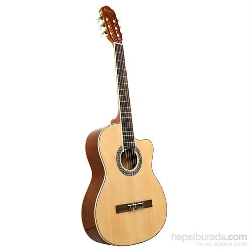Gitar Klasik Cutaway Segovia SGC250 (Aksesuar Hediyeli)