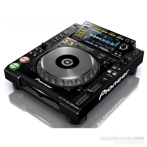 Pioneer CDJ-2000NXS Profesyonel Seviye Dijital DJ Deck