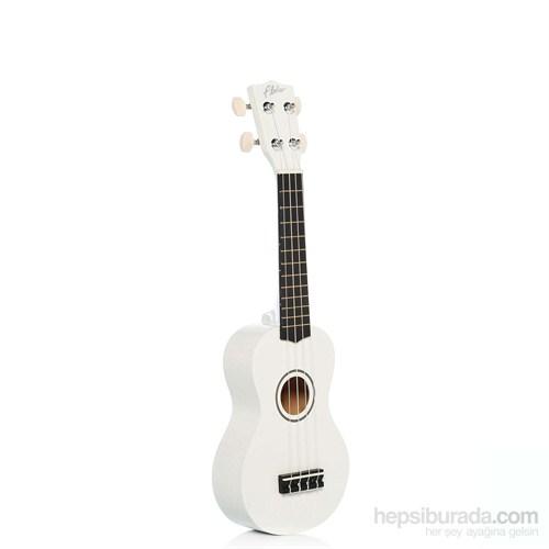 Aloha UK-21 Beyaz Çocuk Gitarı