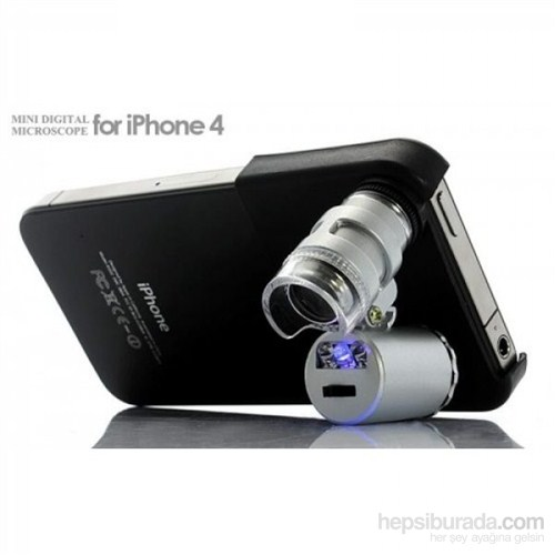Practika Mini Microscope - Mini İphone Mikroskobu