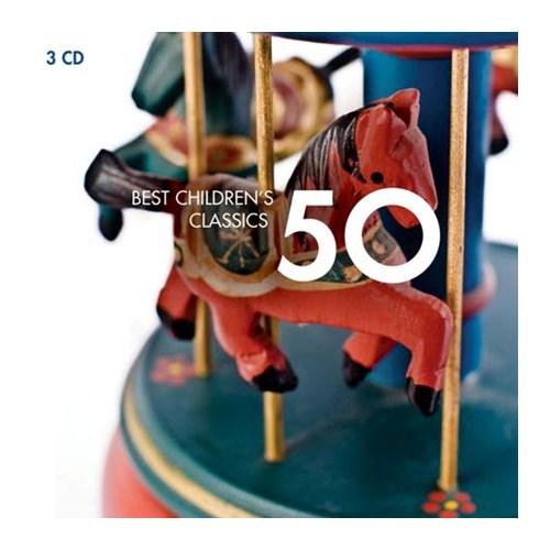 50 Best Children's Classics (3 CD)