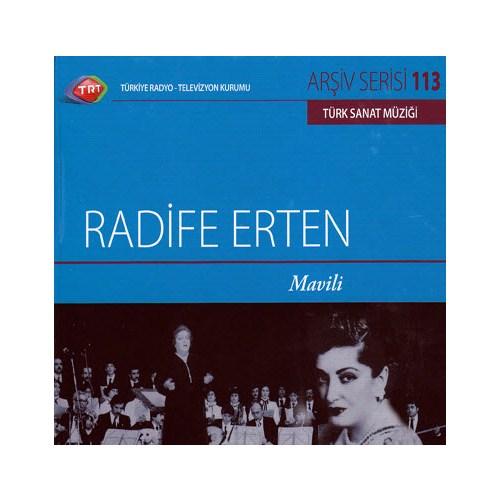 TRT Arşiv Serisi 113: Radife Erten - Mavili