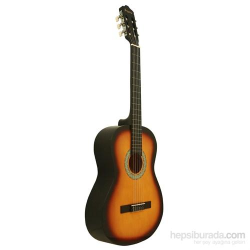 Segovia Gitar Klasik SGC100SB (Aksesuar Hediyeli)