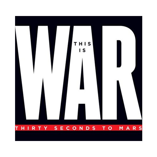Thirty Seconds To Mars - This Is War (CD+DVD)