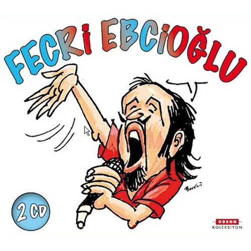 Fecri Ebcioğlu Box Set (2 CD)