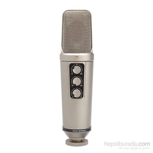 RODE NT2000 Mikrofon