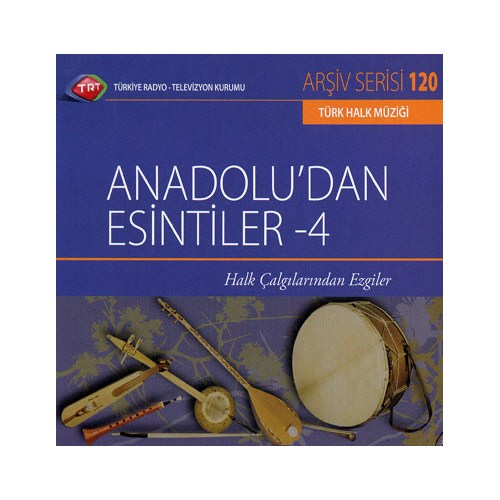 TRT Arşiv Serisi 120: Anadolu'dan Esintiler 4